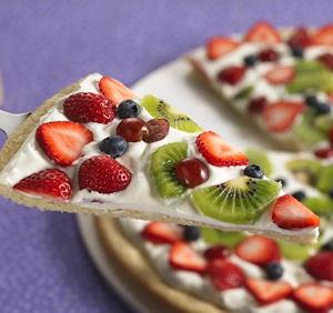 fruit pizza Fruit Pizza Recipe