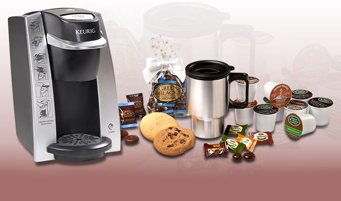 Keurig Coffee Maker Giveaway : Mojo Giveaway: Keurig Coffee Maker, Stainless Steel Coffee Mug, Chocolates & More (USD 179 value)
