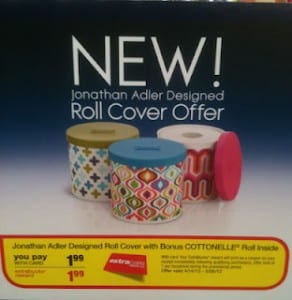 Toilet Paper Roll Cover 292x300 Free Toilet Paper Roll Cover at CVS!
