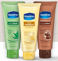Vaseline Free Vaseline Total Moisture For You and a Friend  Starts Today @ 6 PM EST
