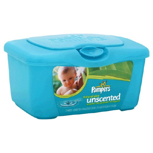 pampers wipes Pampers Wipes 72ct. Only $1.25 at Walgreens!