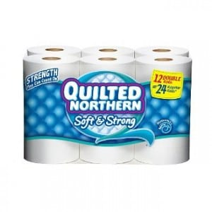 quilted northern 300x300 $2 Off Quilted Northern Toilet Paper Coupons