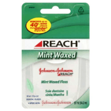 reach floss Free Reach Floss at Walgreens, Target, Walmart and more...