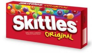 Skittles original 300x174 Skittles Boxed Candy Coupon Makes it Just 25¢ at Rite Aid!