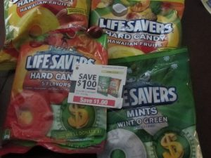 life saver 300x225 Possible Free Life Saver Bags at Publix!