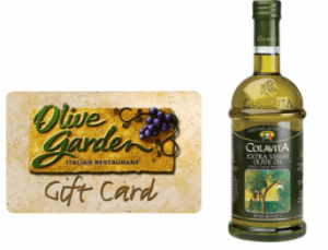 olivegarden 300x229 Olive Gardens Taste of Tuscany Sweepstakes! Chance to Instantly Win $20 Gift Card and More! (610 Winners)