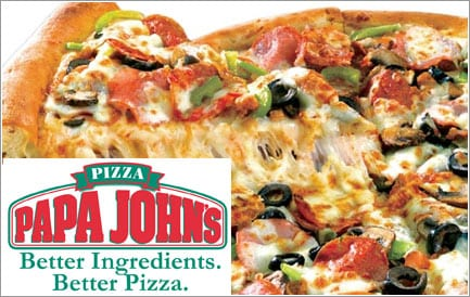 papa johns coupon codes 1 Papa Johns Pizza: Buy One Get One Free
