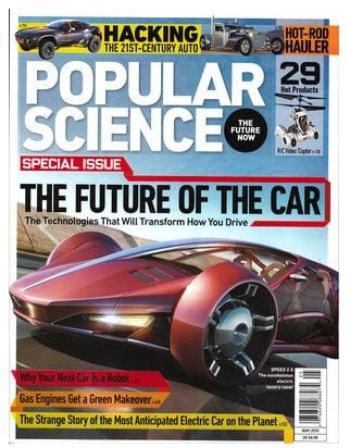 popular science FREE 1 Year Subscription to Popular Science Magazine!
