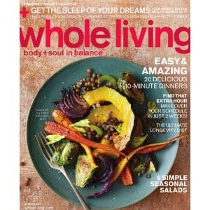 whole living magazine Free Whole Living Magazine Subscription