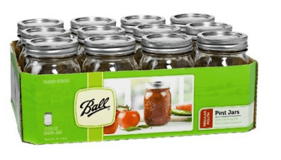 3 2 Cases On Kerr Or Ball Canning Jars