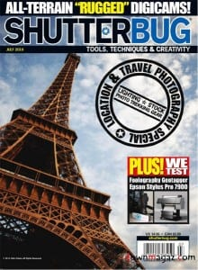 shutterbug 220x300 Free Subscription of Shutterbug Magazine