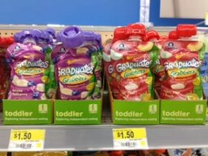 Gerber Organic Pouches Graduate Grabbers And Baby Food Coupons