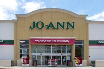 JOANN FABRIC STORE JoAnn 40% off 1 Item Coupon  Last Day!