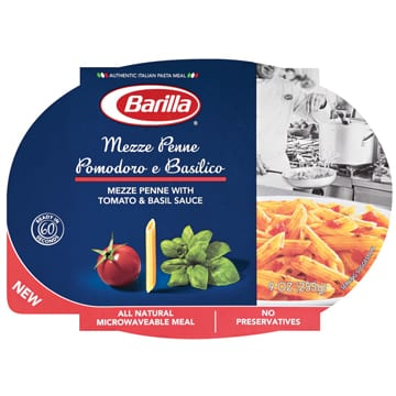 barilla microwave meal Barilla Italian Entrees Only $.29 at Kroger!