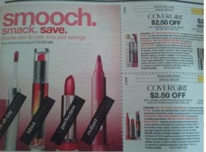 covergirl coupon 300x222 CoverGirl Outlast LipColor only $0.25 at Rite Aid!?