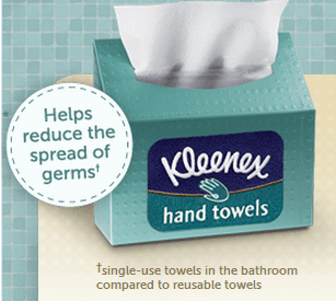 kleenex Free Kleenex Brand Hand Towels Fan Kit and a Few Other Great Surprises!