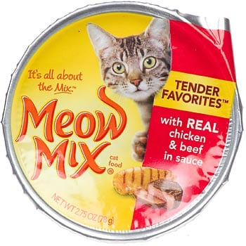 meow mix Buy One Get One FREE Meow Mix Cat Food Coupon + Walmart Deal