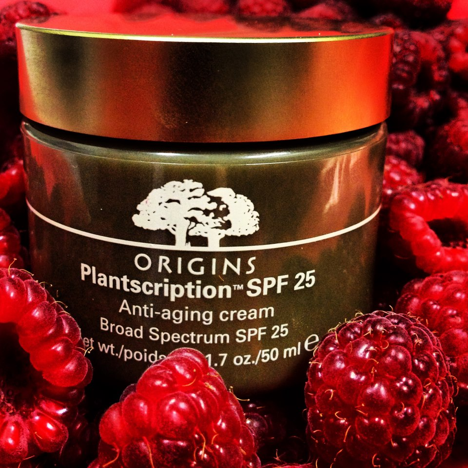 origins Free Origins Plantscription SPF Anti Aging Face Cream!