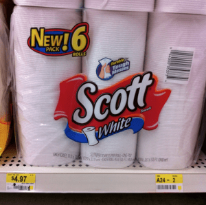 THE TISSUE FOR ANY ISSUE As the #1 selling brand in Canada, Scotties is available at most grocery, retail and drug stores. If you can't find your favourite pack where you shop, Scotties occasionally features coupons, special offers and contests on its Facebook page.