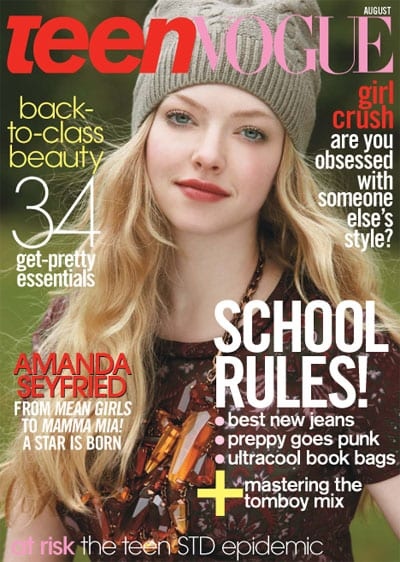 Teen Vogue Magazine Only $3.99/year Subscription