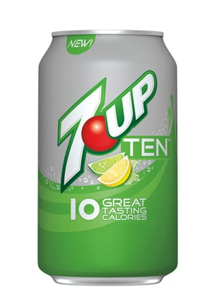 7up ten 7Up TEN 12pks only $1.33 ea at CVS!