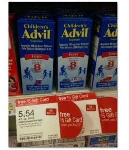 Childrens Advil Childrens Advil Possible $4 Money Maker at Target