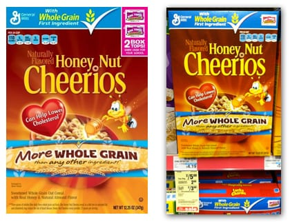 honey nut cheerios cvs Honey Nut Cheerios as low as $0.40 at CVS!