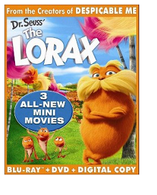 lorax FREE Sun Maid Bring Home the Lorax Sweepstakes