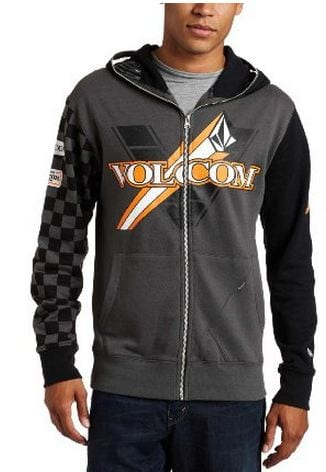 Hoodie Sale on Amazon! Volcom, Hurley, Quiksilver and more starting at just $11.04