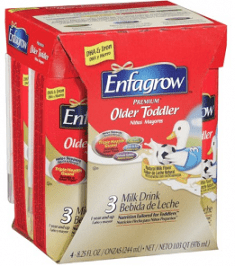 Enfagrow 4 pack Enfagrow $3 off Coupon + Walgreens Sale Makes it Just 25¢ for a 4 Pack!