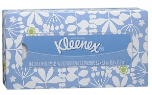 Kleenex 300x188 Kleenex Tissue 40¢ off 3 boxes Coupon + Rite Aid Deal