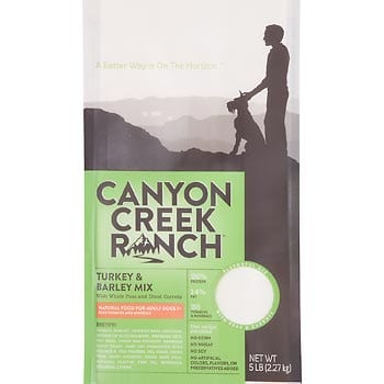 canyoncreekranch Canyon Creek Ranch Dog Food $10 off Coupon= FREE at Petco + $5 off Cat Food Coupon