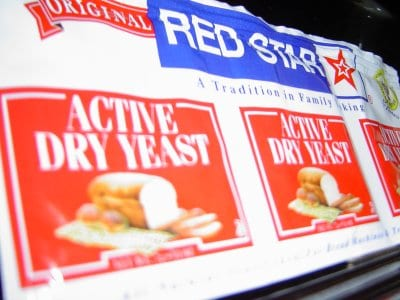 red star yeast FREE Red Star Yeast at Kroger!