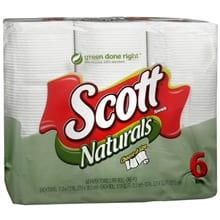 Scott Naturals Paper Towels at Walgreens