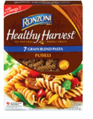 Ronzoni Ronzoni Healthy Harvest Pasta $1 off 2 Coupon + Target Deal