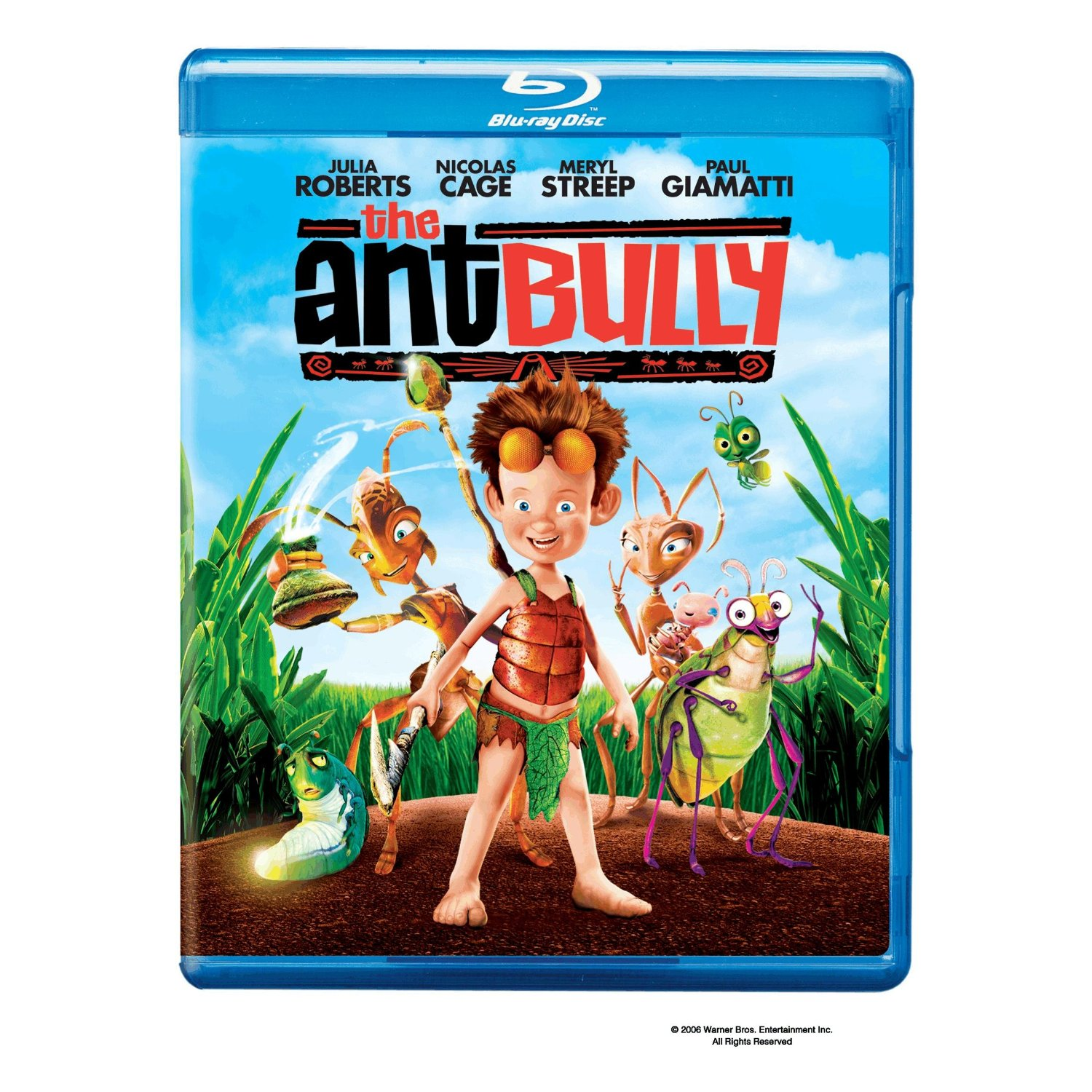 Kids DVDs (The Ant Bully, Antz & Flushed Away) for as Low ... | 1500 x 1500 jpeg 331kB