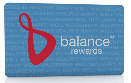 Walgreens Balance Rewards 1,000 FREE Walgreens Balance Reward Points Each Month!