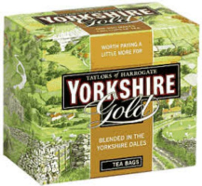 Yorkshire Gold Tea FREE Yorkshire Gold Tea Sample  HURRY!