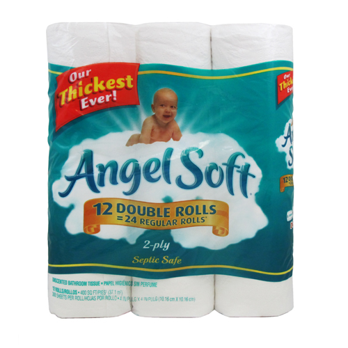angelsoft2 $1.00 Off Angel Soft Coupon!