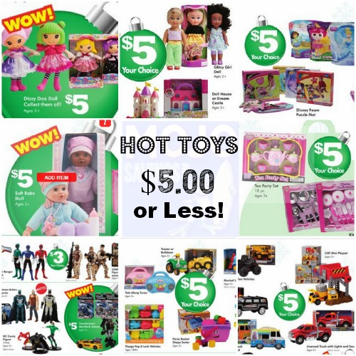 Toys Under 10 Dollars : Hasbro toys and under at family dollar