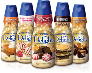 internationaldelightcreamer3 $1.00 Off International Delight Coffee Creamer + Mocha Cupcakes Recipe!