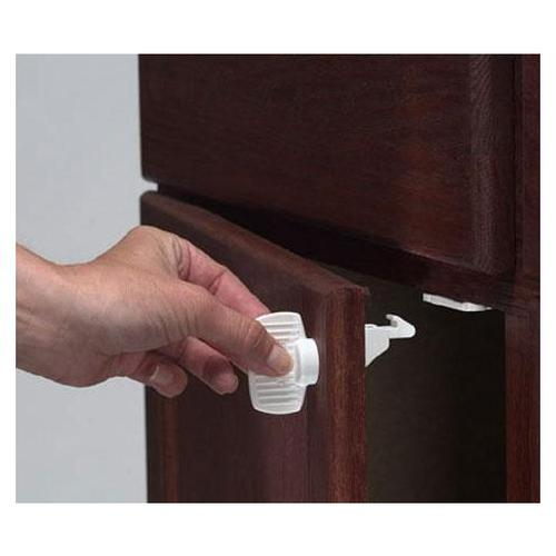 safetylatch FREE Cabinet Safety Latch Kit  Available Again!