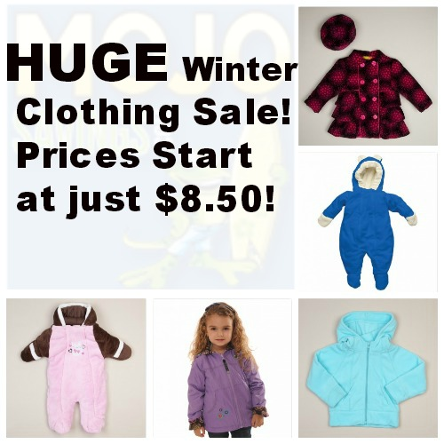 winterclothingcollage HUGE Winter Clothing Sale! Prices Start at $8.50 + Free Shipping Option!