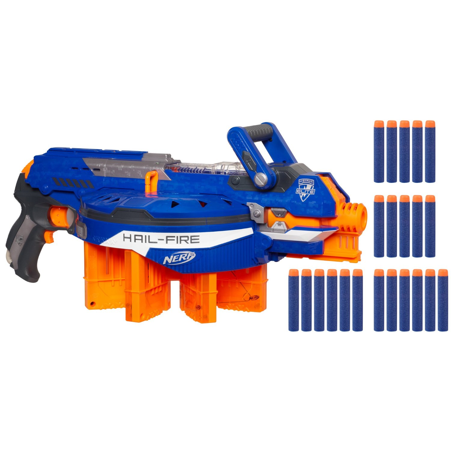 Nerf Hail Fire Nerf N Strike Elite Hail Fire Blaster Just $29.88 (reg. $39.99) + FREE Shipping!