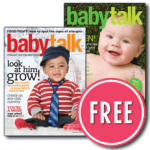 FREE Subscription to Babytalk Magazine