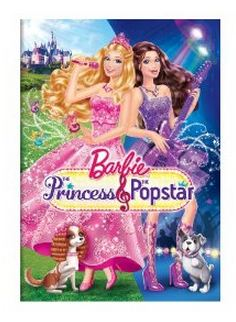 barbie princess and popstar Barbie Princess & The Popstar DVD only $4.99 (reg $19.98)!