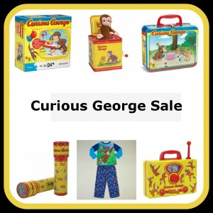cg collage2 300x300 Totsy: Curious George Clothes, Toys, Games and more starting at just $4.49!