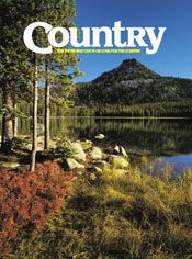 country Country Magazine for only $3.99 per year!