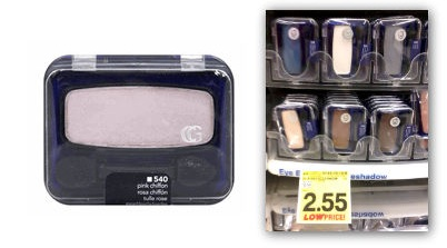 covergirl eye shadow CoverGirl Eye Shadow only $0.05 at Kroger!