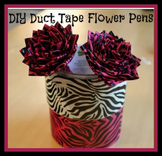 ducttape Gifts Kids Can Make for Christmas, Out of Duct Tape!